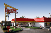 In-N-Out Burger - Pomona, CA, 1851 Indian Hill.