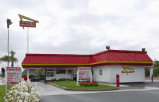In-N-Out Burger - Hacienda Heights, CA, 14620 E. Gale.