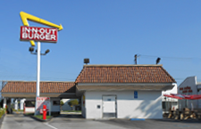 In-N-Out Burger - Rosemead, CA, 4242 N. Rosemead Blvd..