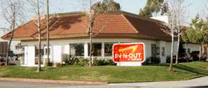 In-N-Out Burger - Santa Fe Springs, CA, 10525 Carmenita.