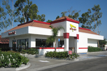 In-N-Out Burger - Orange, CA, 3501 E. Chapman.