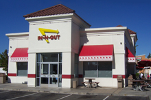 In-N-Out Burger - Stockton, CA, 2727 W. March Lane.