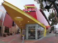 In-N-Out Burger - San Francisco, CA, 333 Jefferson.