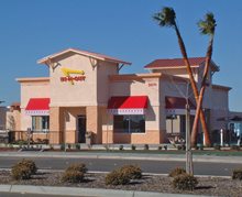 In-N-Out Burger - Turlock, CA, 3071 Countryside Dr..