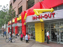 In-N-Out Burger - Glendale, CA, 119 S. Brand Blvd..