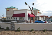In-N-Out Burger - Brentwood, CA, 5581 Lone Tree Way.