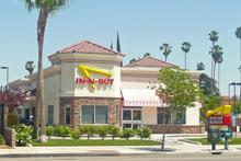 In-N-Out Burger - Van Nuys, CA, 7220 N. Balboa.