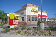 In-N-Out Burger - El Centro, CA, 2390 S. 4th Street.