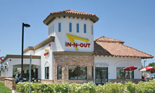 In-N-Out Burger - Woodland, CA, 2011 Bronze Star Drive.