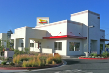 In-N-Out Burger - Santa Rosa, CA, 2131 County Center Drive.