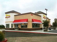 In-N-Out Burger - Poway, CA, 12890 Gregg Court.