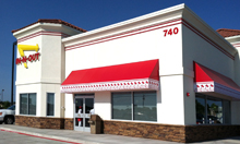 In-N-Out Burger - Lancaster, TX, 740 N. I-35e.