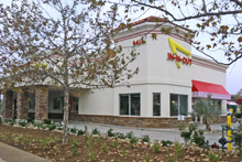 In-N-Out Burger - Santee, CA, 9414 Mission Gorge Rd..