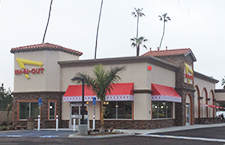 In-N-Out Burger - Oceanside, CA, 936 N. Coast Highway.